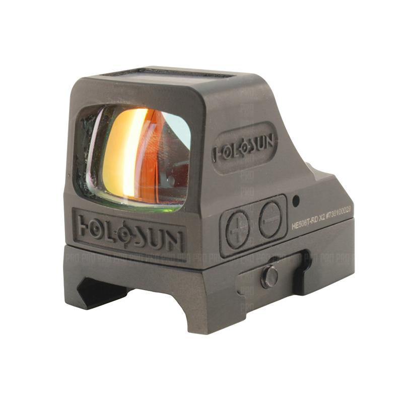 Коллиматорный прицел Holosun HE508T-RD