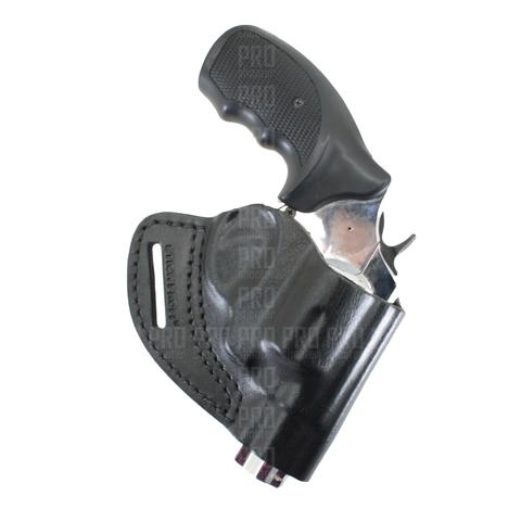Поясная кобура для револьвера Taurus LOM-13, модель №5, Стич Профи
