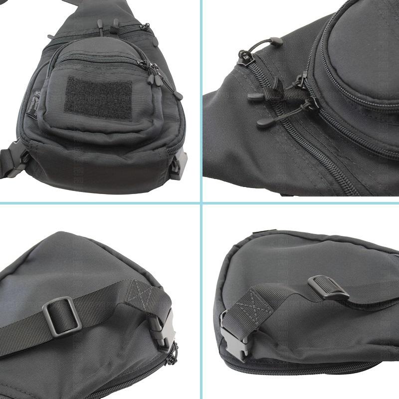 Тактическая сумка Урбан, Тактические решения