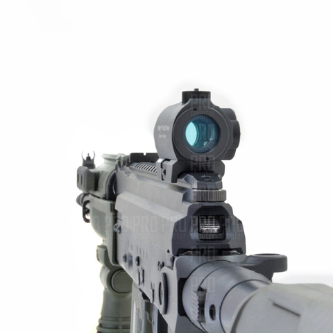 Коллиматорный прицел Пилад Р1х20 Avis на оружии
