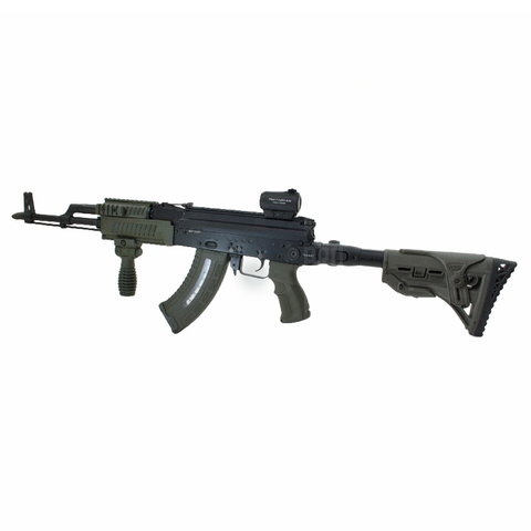 Коллиматор ВОМЗ Пилад Р1х20 Avis на оружии