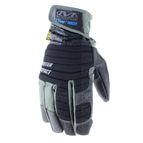Тактические перчатки Механикс зимние