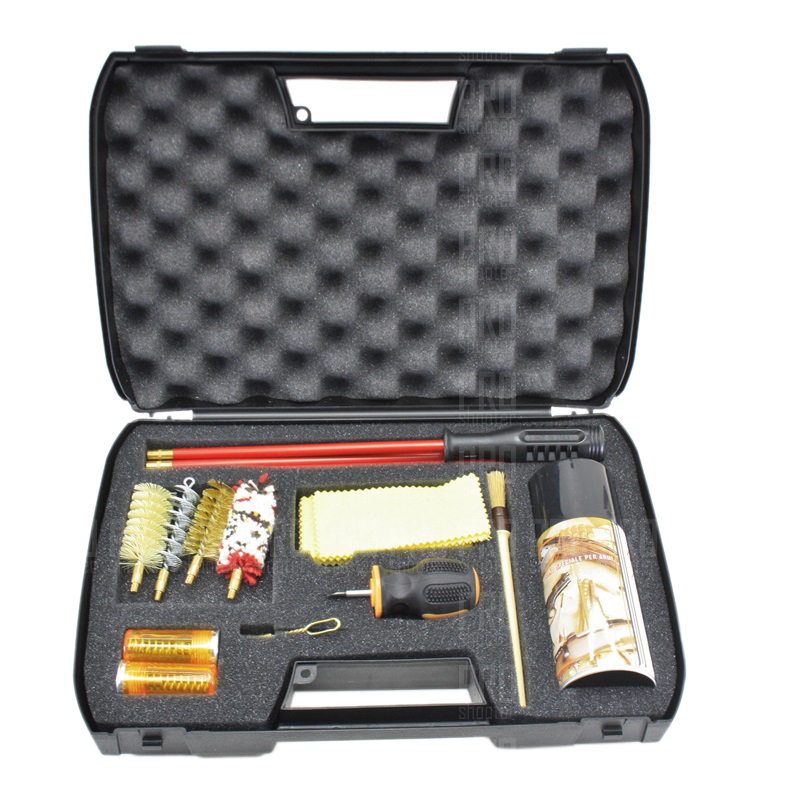 Набор для чистки оружия 12 калибра, Stil Crin