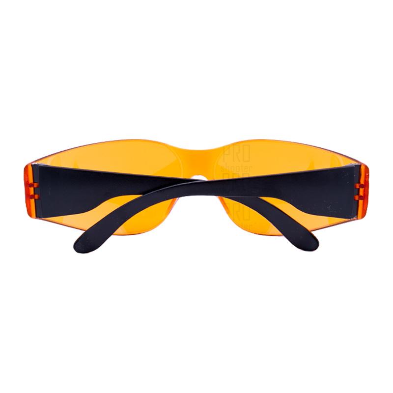 Очки стрелковые Arty 250, оранжевые, Artilux