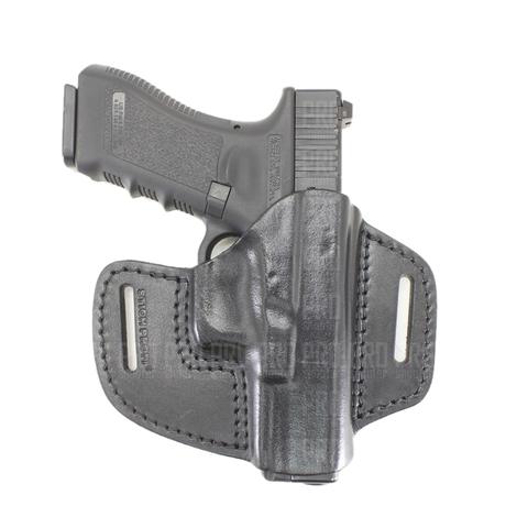 Кобура для Glock 17 поясная, Стич Профи, модель №19