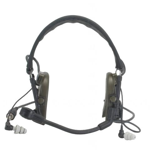 Противошумные наушники Peltor ComTac HDST, 3M
