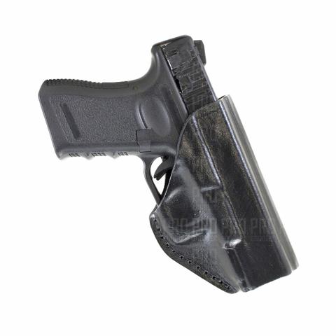 Кобура для Glock 19 поясная, Стич Профи, модель №17
