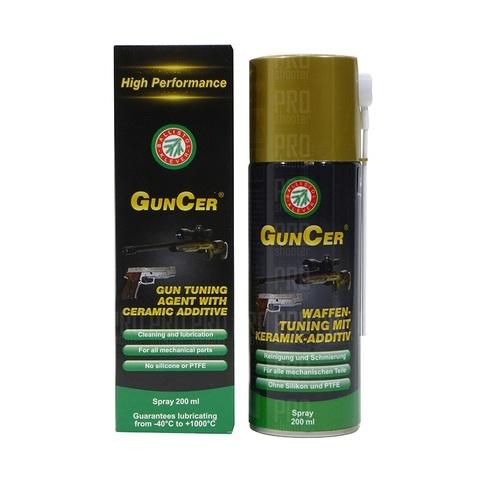 Масло оружейное Klever-Ballistol GunCer spray 200мл