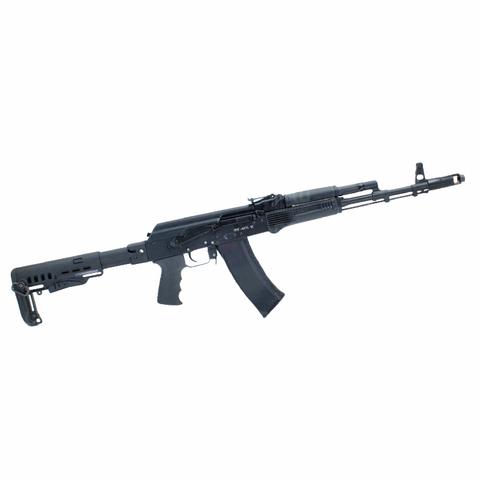 Телескопический приклад TBS Tactical на оружии, ДЛГ Тактикал