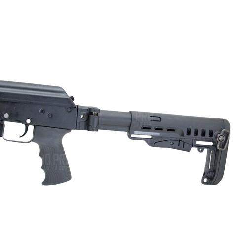 Телескопический приклад TBS Tactical на оружии, DLG Tactical